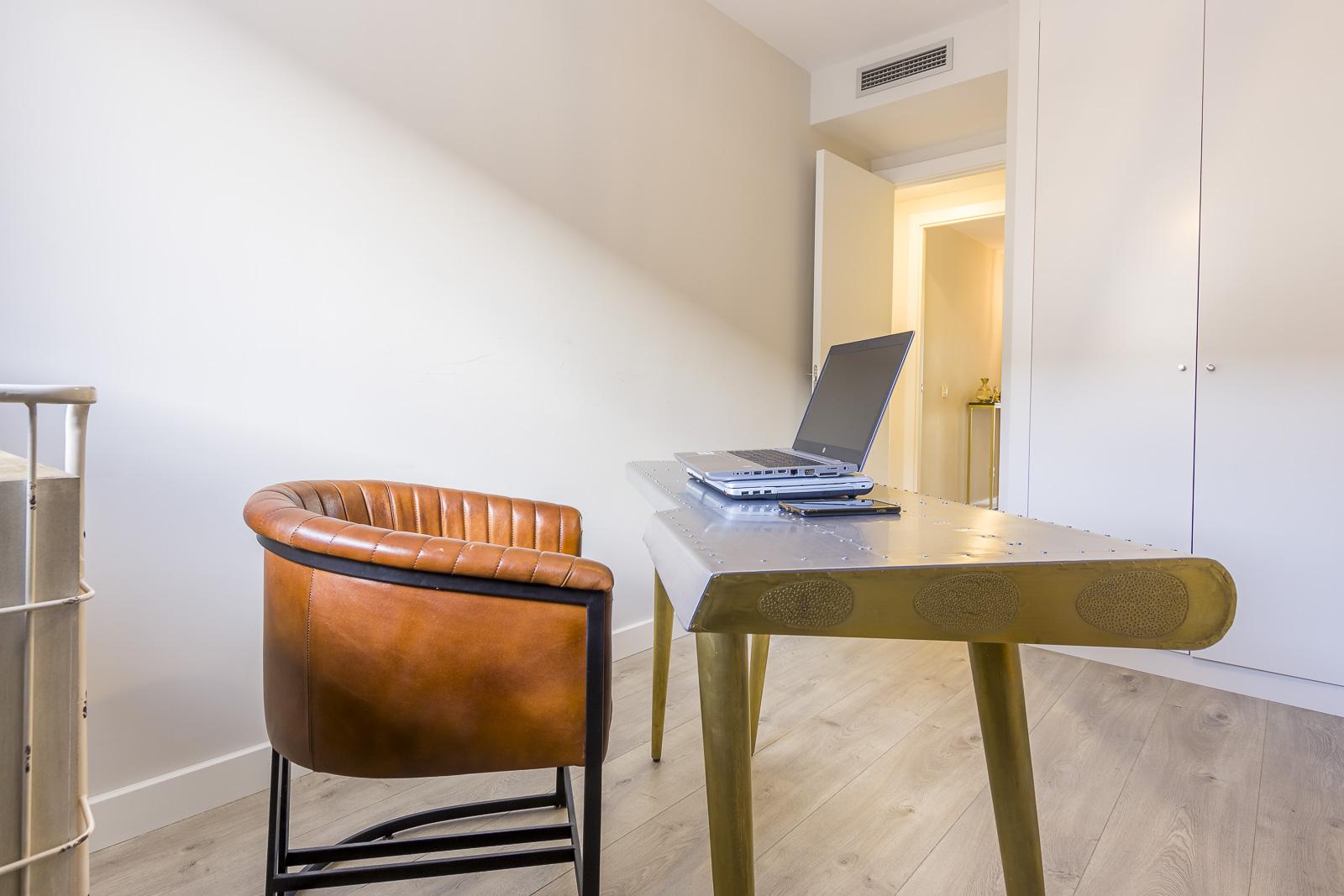 escritorio piso